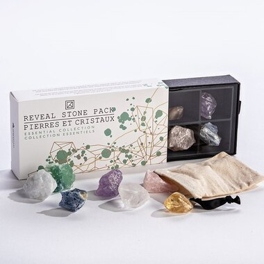 Essential Crystal Collection Gift Set