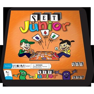Set Junior Card Game