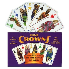 Jeu Five Crowns