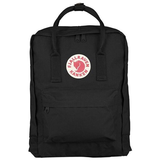 Fjällräven Kånken Original Backpack - Black