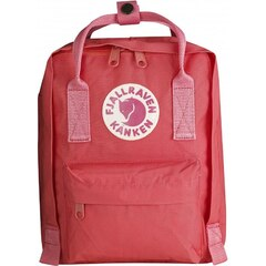 Mini Kanken Backpack, Peach Pink