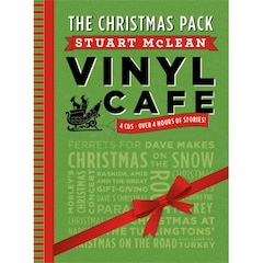 Stuart McLean Vinyl Cafe Christmas Pack