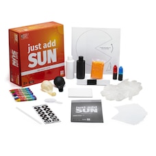 GRIDDLY GAMES JUST ADD SUN SCIENCE KIT