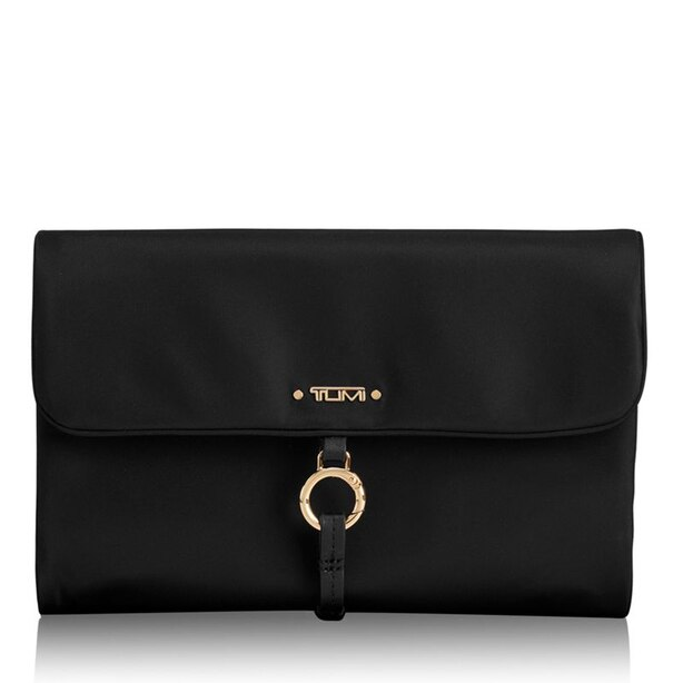 Tumi Ennis Jewelry Travel Roll Black