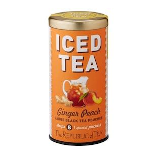 Iced Tea – Ginger Peach Black Tea