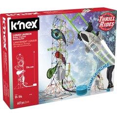 K'NEX Lunar Launch Roller Coaster Building Set