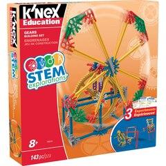 K'NEX S.T.E.M. Explorations: Gears Building Set
