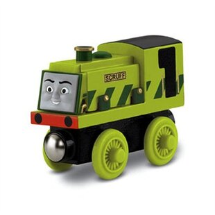 Thomas and Friends Wooden Railway Engine - Scruff