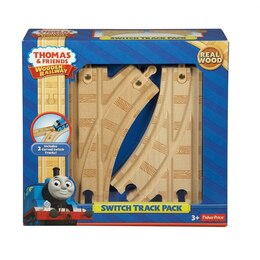 Thomas and Friends Wooden Railway -  Switch Track Pack