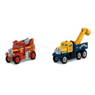 Thomas and Friends Wooden Railway 2 Pack - Race To The Rescue