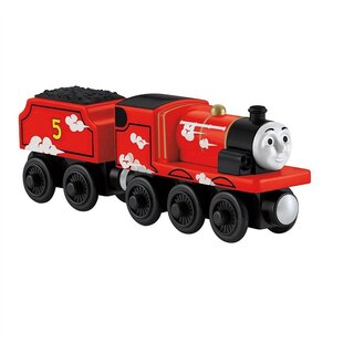 Thomas & Friends Wooden Railway Roll and Whistle James