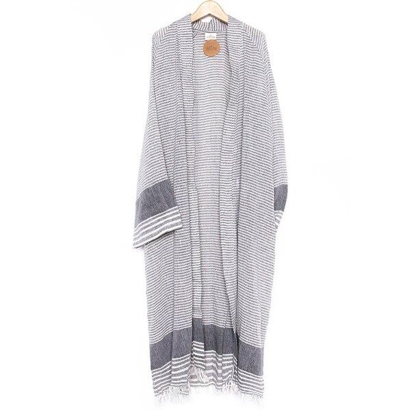 The Serene Kimono - Grey
