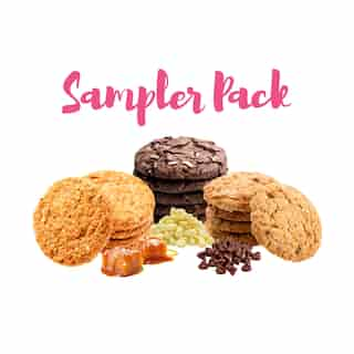 Lactation Cookie Sampler Pack