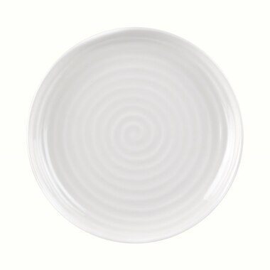 White Coupe Side Plate
