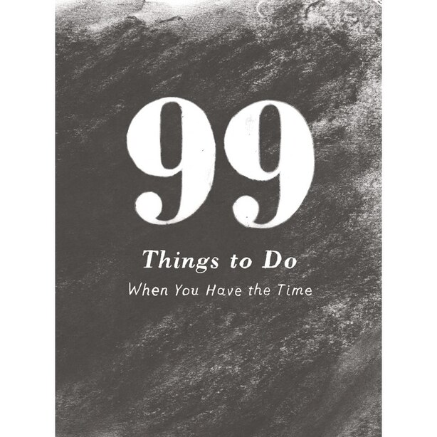 COMPENDIUM 99 THINGS TO DO GUIDED JOURNAL