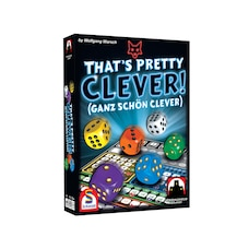 Ganz Schön Clever (That's Pretty Clever) Board Game