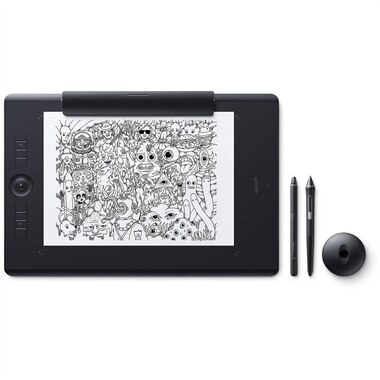 WACOM INTUOS PRO PAPER EDITION TABLET - LARGE