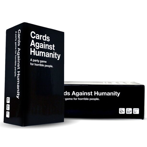 CARDS AGAINST HUMANITY 2.0 - Canadian Edition Card Game (ADULT CONTENT)