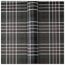 Gift Wrap Roll Plaid