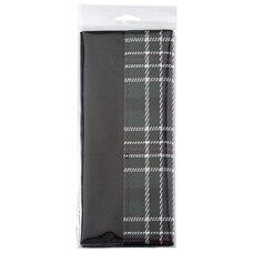 Tissue Plaid & Solid