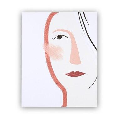 FACE ART PRINT 8X10