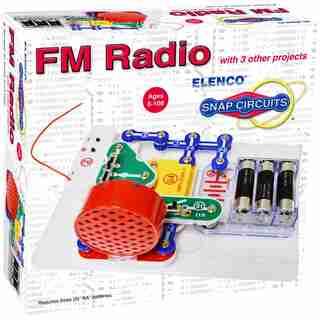 Trousse de radio FM Snap Circuit