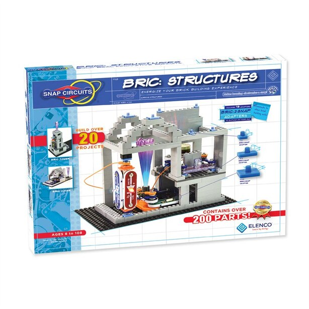 Snap Circuits® Bric: Structures