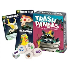 Trash Pandas™ The Raucous Raccoon Card Game