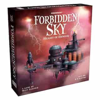 Forbidden Sky™ Height of Danger Board Game