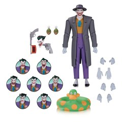 Batman: The Animated Series Joker Expressions Pack - Action Figure