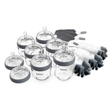 Baby Brezza® 14-Piece Glass Baby Bottle Gift Set