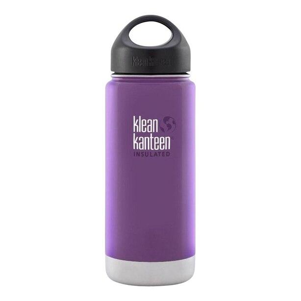 Klean Kanteen Wide Insulated Loop-Cap 16-oz Bottle – Wild Grape