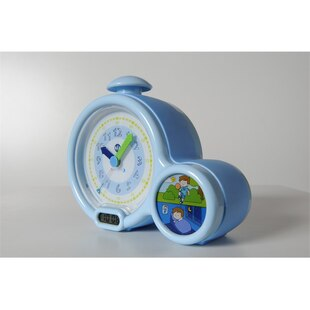 Kid'Sleep My First Alarm Clock Blue