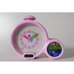Kid'Sleep My First Alarm Clock Pink