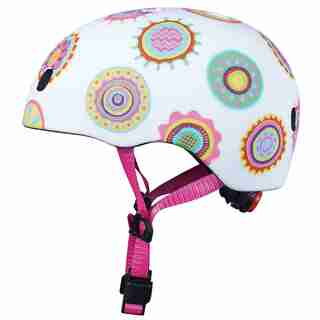 MICRO Helmet PC Doodle Dot-Medium