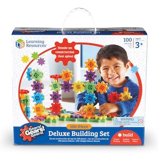 Gears Beginners Building Set 95 Pieces