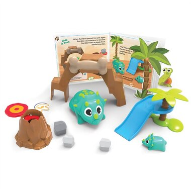 Learning Resources® Coding Critters Rumble and Bumble