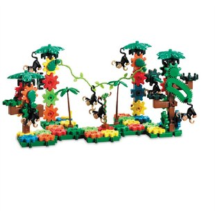 Gears Movin' Monkeys™ Building Set 136 Pieces
