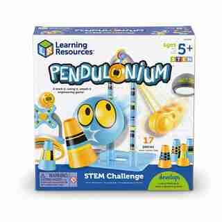 Learning Resources® Pendolonium STEM Challenge