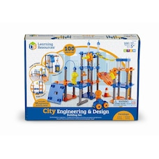 Learning Resources® STEM Building Set Engineering and Design City