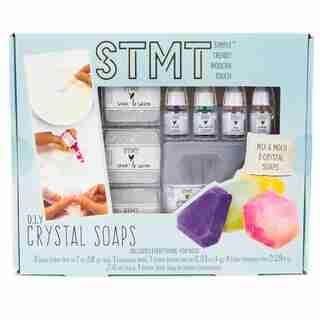 STMT D.I.Y. Crystal Soaps