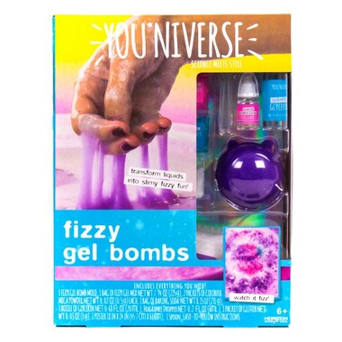 YOU*niverse™ Fizzy Gel Bombs