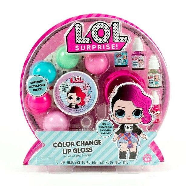 L.O.L. Surprise Color Change Lip Balm