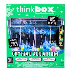 Thinkbox® Aquarium de cristaux
