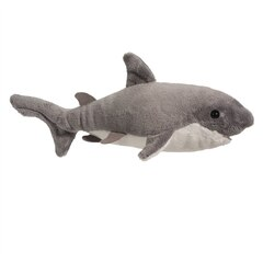 Douglas® Plush Animal Bitsy the Shark 10''