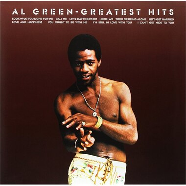 AL GREEN GREATEST HITS VINYL