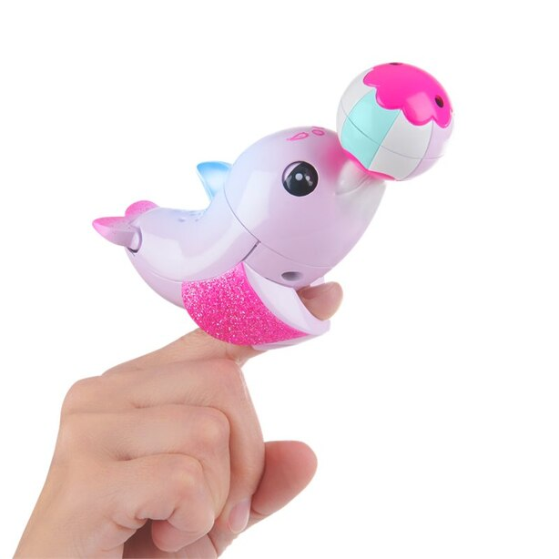 Fingerlings Baby Dolphin - Jules (pink)