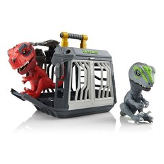 Fingerlings Playset Untamed Dino Cage (Indigo Exclusive)