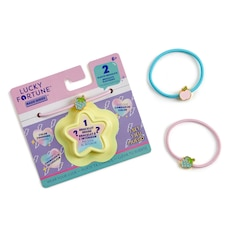 Lucky Fortune Crystal Ball Glitter Magic 2 pack