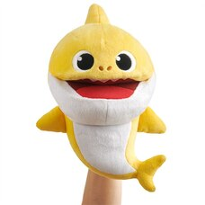 Pinkfong Baby Shark Official Song Puppet by WowWee